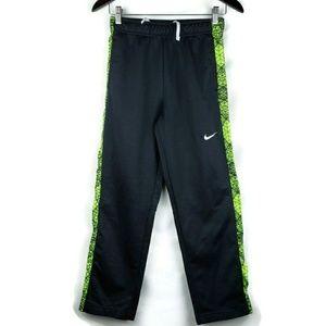 Boys NIKE athletic pants size LARGE